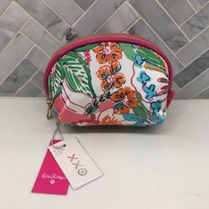 Lilly Pulitzer for Target travel clutch